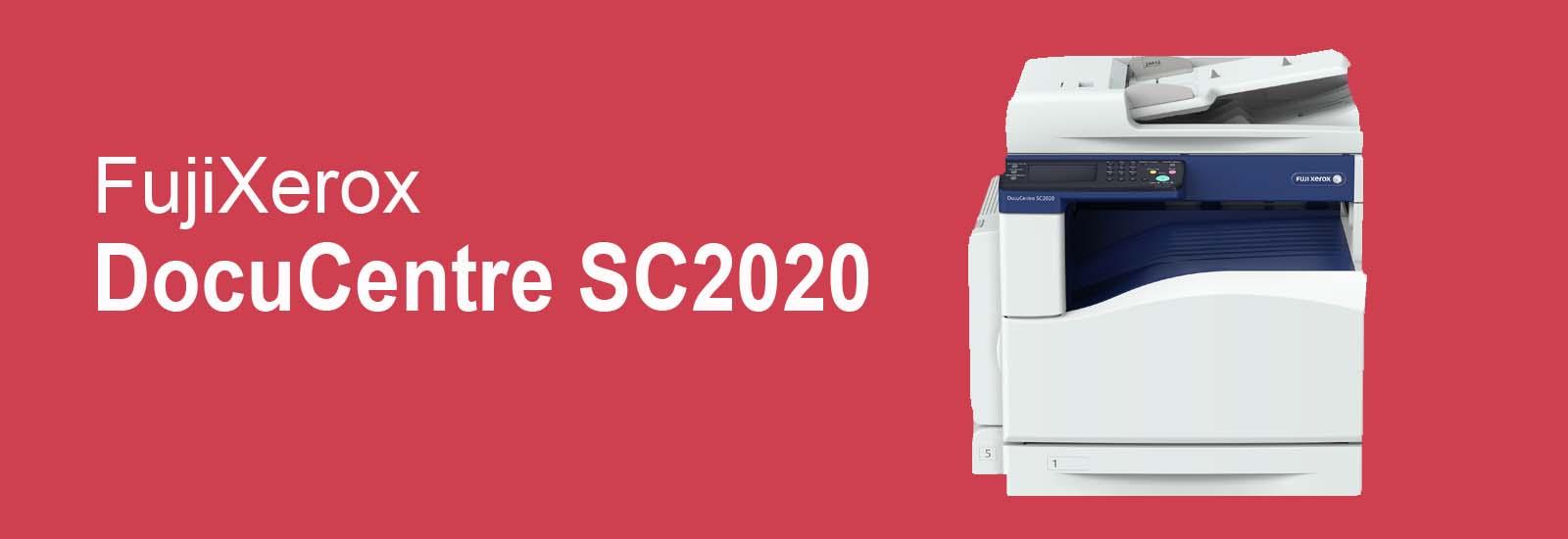 DocuCentre SC2022